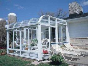 阳光房设计既要温馨又要实用暖暖阳光房