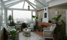 铝合金阳光房造价与彩钢阳光房造价有何不同?