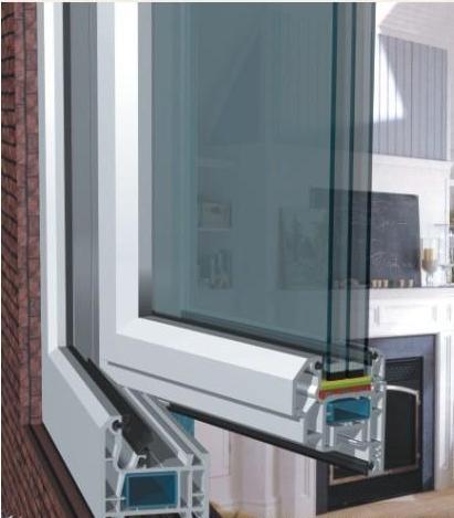 塑钢窗压条拆卸图解